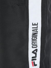 Original Straps Swimshorts in Black by
