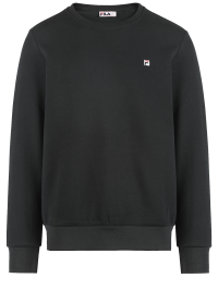 Crew Neck Sweater in Black by
