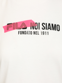Noi Siamo T Shirt in White by