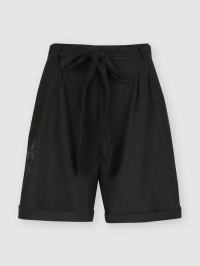 Classic Fashion Shorts in Black by