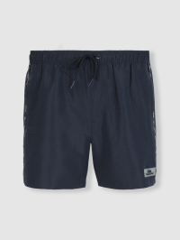 Original Straps Swimshorts in Navy by
