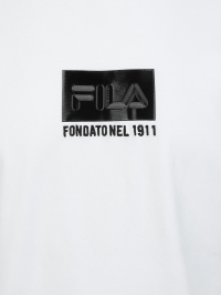 Vintage Fila T-Shirt in White by