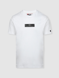 Classic Fila T-Shirt in White by