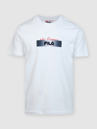 Vintage Noi Siamo T-Shirt in White by