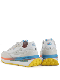 Renno Sneakers in White Multi by