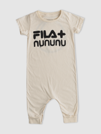 Fila x Nununu Ages NB-24 Months Tennis Overall in White by